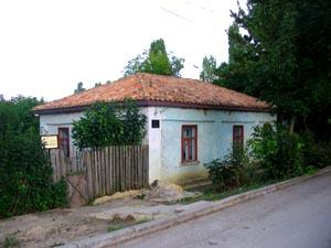 Дом-музей Паустовского в Старом Крыму